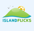 Island Flicks logo