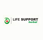 Life Supposrt Hearbal Logo