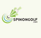 Spin On Golf Logo